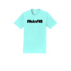#WeAreFMB T-shirts-Shop Merchandise-Fort Myers Beach Foundation