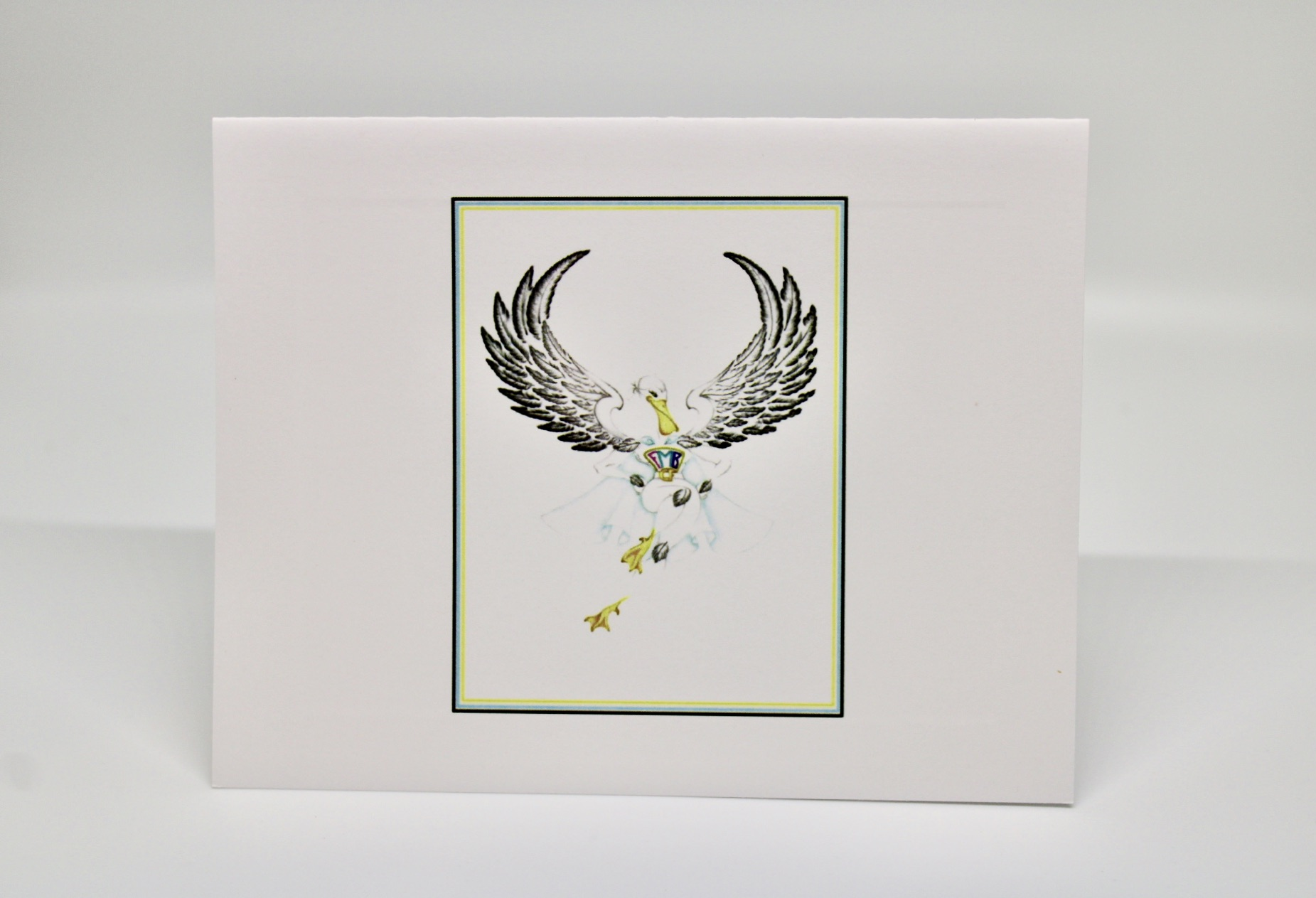 Assorted Pack of Notecards (Shipped)