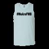 WeAreFMB-tank top-light blue-fort myers beach community foundation-shop