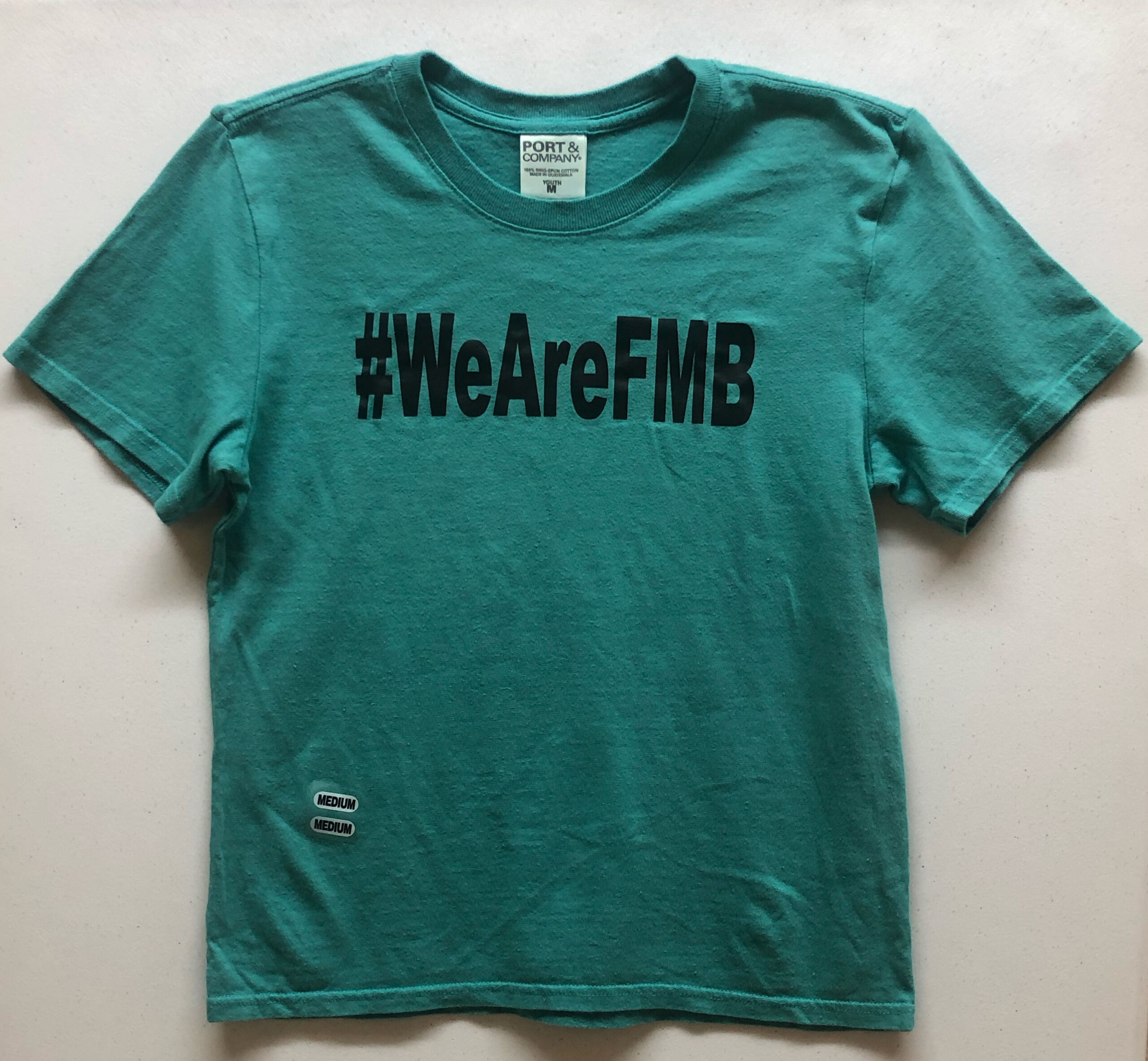 #WeAreFMB T-Shirts – Children (Local Pick up or Delivery)
