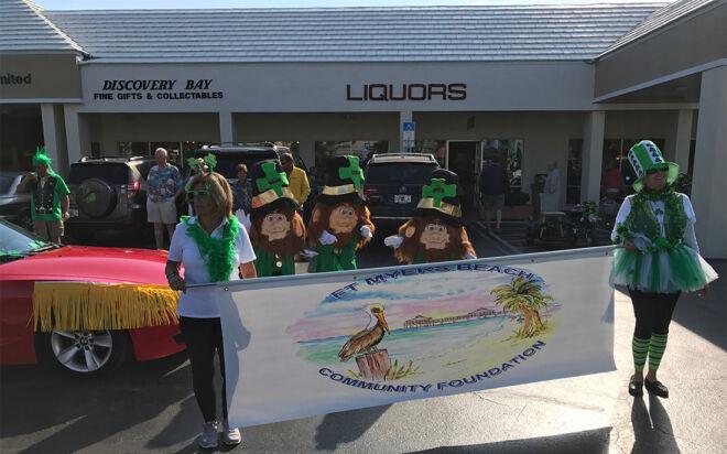 st patricks day parade-banner-fmb community foundation
