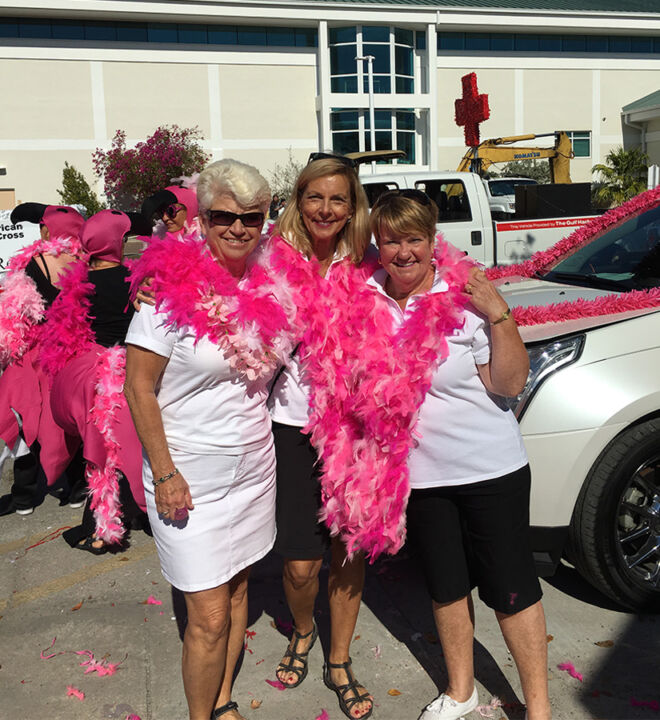 pink boas and members-fmb community foundation