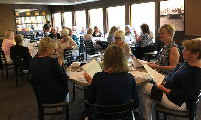 south beach grille luncheon-fmb community foundation