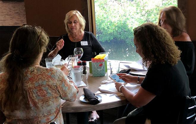 luncheon ladies-fmb community foundation
