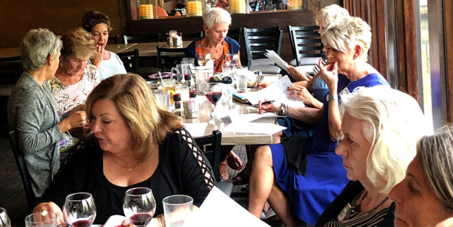 wine and dine with the members-fmb community foundation