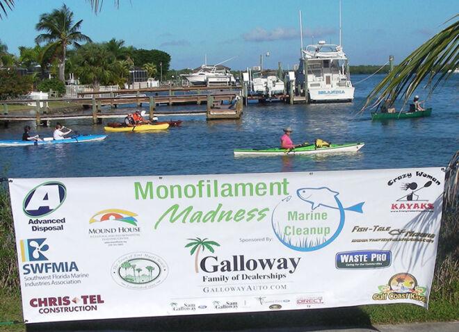 monofilament madness-fort myers beach-community foundation