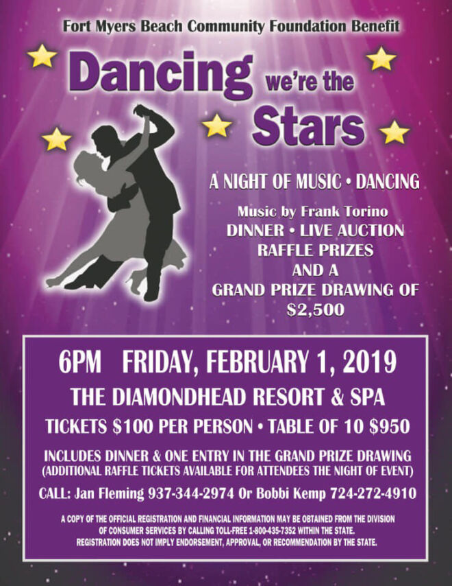 dancing with the stars-fmb community foundation fundraiser