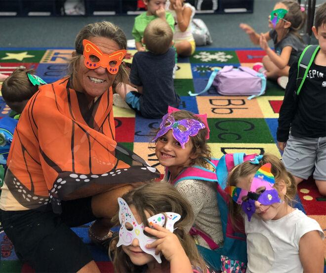 beach elementary school volunteer-fmb community foundation