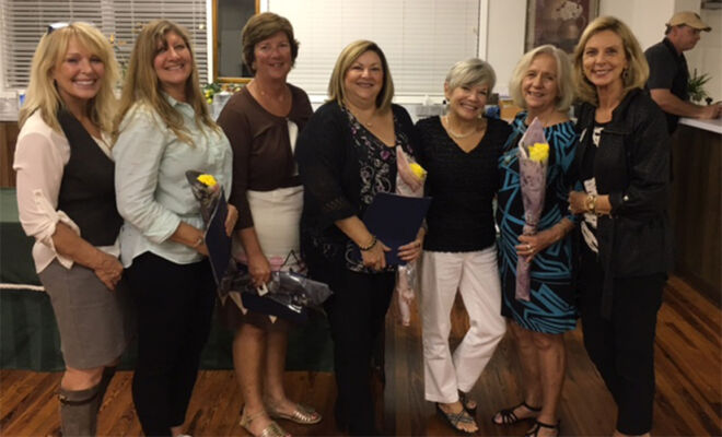 fmb community foundation members with roses