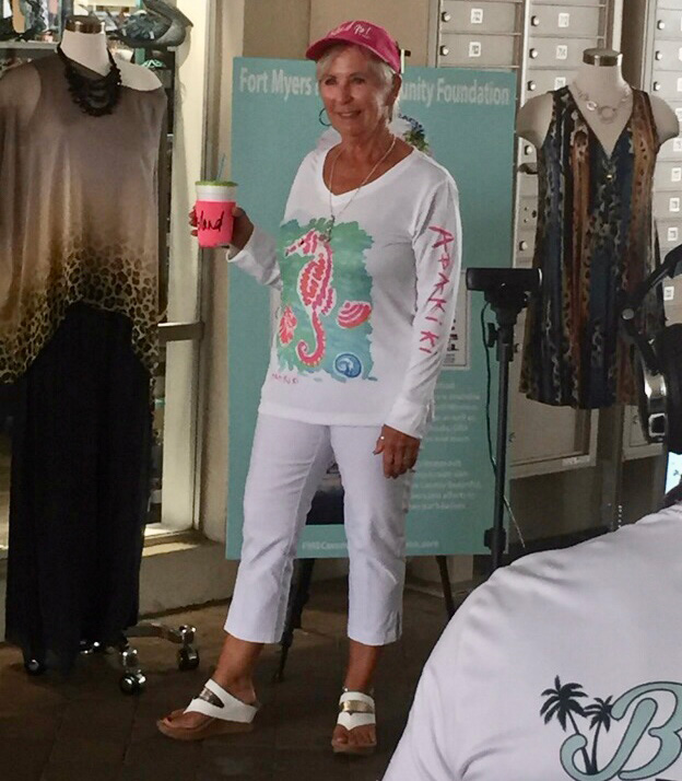 seahorse-long-sleeve-cropped-pants-and-cool-shoes-and-hat-fashion-show